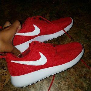 Running nike shoes